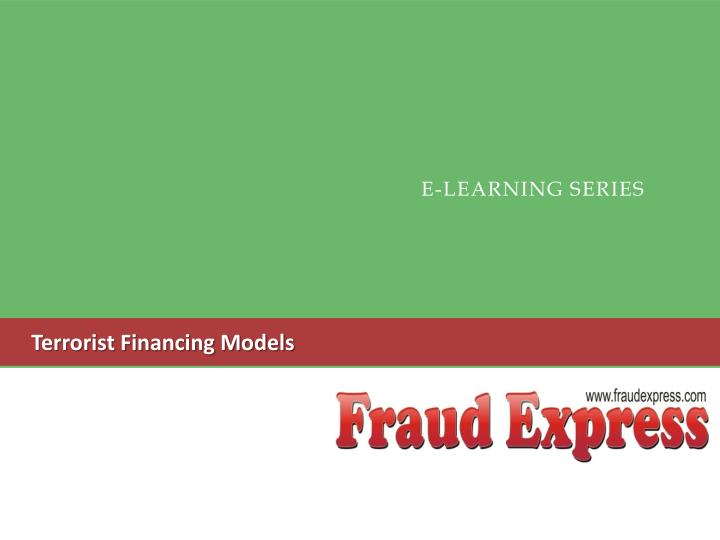 e learning series n.