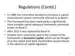 regulations contd1