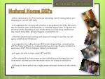 natural home dsps