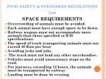 food safety standards regulations 201128