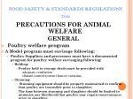food safety standards regulations 201141