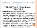 food safety standards regulations 201144