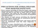 food safety standards regulations 201150