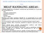 food safety standards regulations 201157