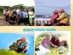 senior citizen tours