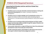 fy2015 cfce required services3