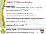 fy2015 cfce required services4
