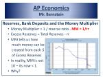 ap economics mr bernstein5