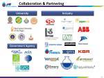 collaboration partnering