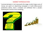 market introduction