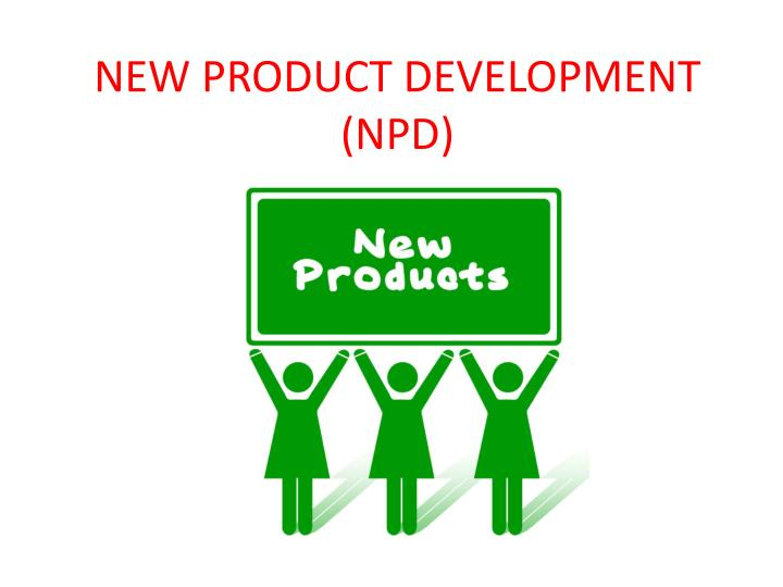 New product development npd