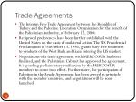 trade agreements2