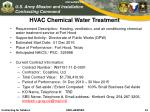 hvac chemical water treatment