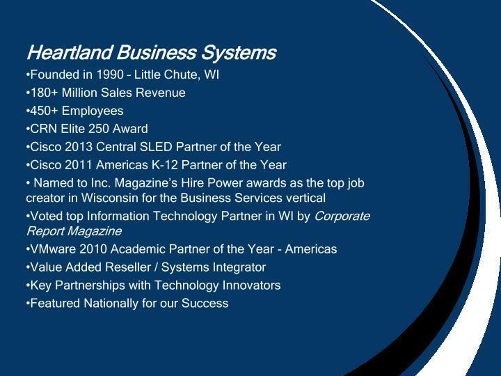 Heartland Business Systems