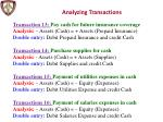 analyzing transactions8
