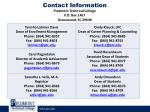 contact information piedmont technical college p o box 1467 greenwood sc 29649