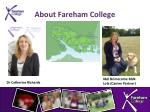 about fareham college