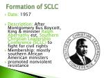 formation of sclc
