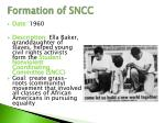 formation of sncc