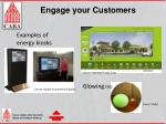 engage your customers