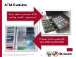 atm overlays