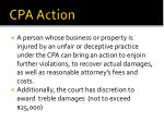 cpa action