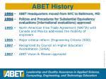 abet history2