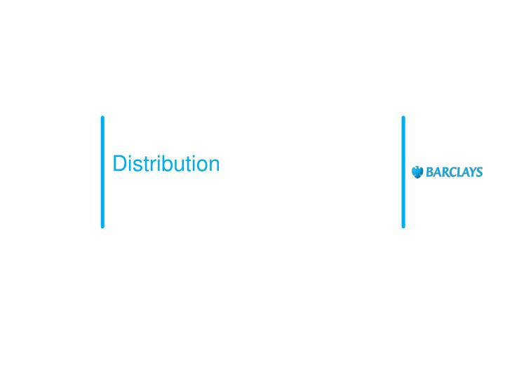 distribution n.