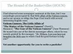 the hound of the baskervilles houn2