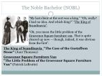 the noble bachelor nobl