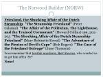 the norwood builder norw1