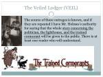the veiled lodger veil