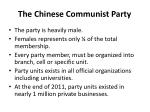 the chinese communist party1