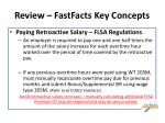 review fastfacts key concepts4