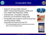 computable data