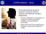 vler initiative goal