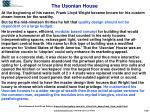 the usonian house