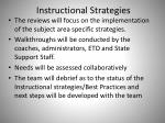 instructional strategies1