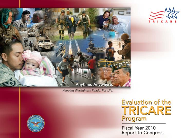evaluation of the tricare n.