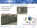 science for society ict