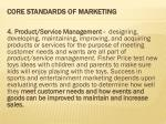 core standards of marketing3