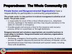 preparedness the whole community 3
