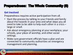 preparedness the whole community 6