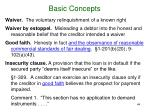 basic concepts2
