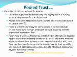 pooled trust cont1