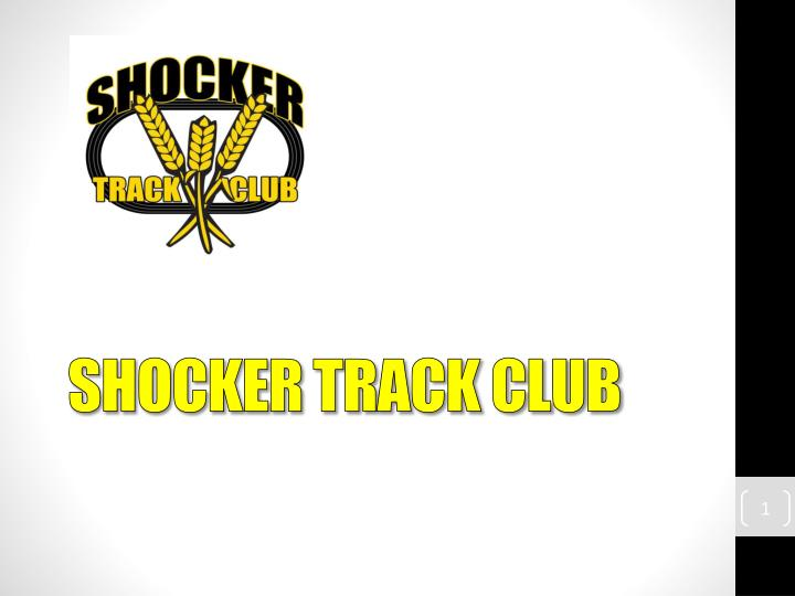 shocker track club n.