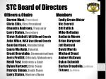 stc board of directors