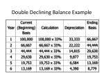 double declining balance example1