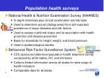 population health surveys4
