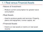 1 1 real versus financial assets